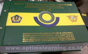 Buku Tarif Kepabeanan Indonesia (BTKI) 2016 - www.optimalearning.co.id