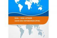 Buku Kumpulan Soal Latihan Ujian PPJK (Ahli Kepabeanan) tahun 2020
