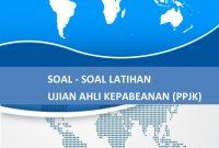 Buku Latihan Soal Ujian Ahli Kepabeanan (PPJK) 2021