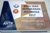 Buku Tarif Kepabeanan Indonesia (BTKI) 2017 - www.optimalearning.co.id