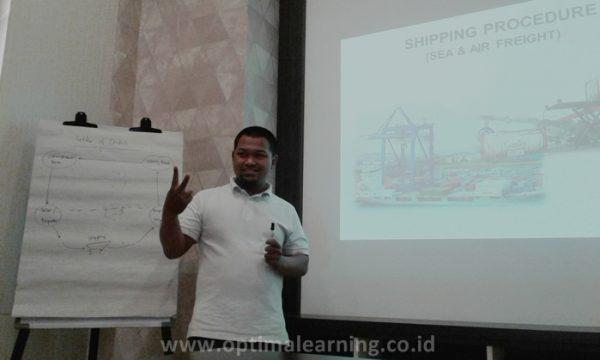 Pelatihan Ekspor - Impor di Bandung