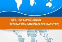 Modul Diklat Ahli Kepabeanan (PPJK) - Tempat Penimbunan Berikat