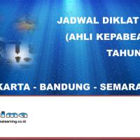Jadwal Diklat PPJK (Ahli Kepabeanan) 2020 di Jakarta, Bandung,Semarang