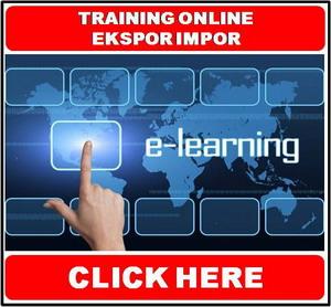 Pelatihan Ekspor Impor Online